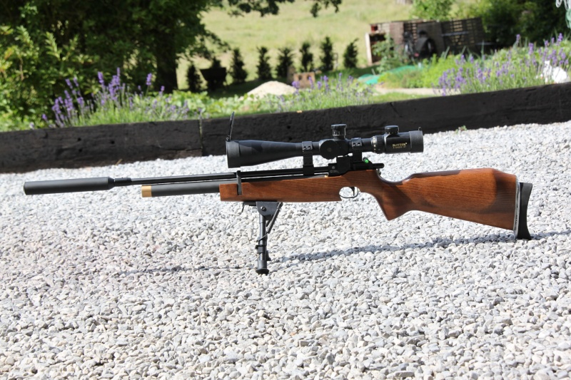 Ma CZ 200S Hunter 4.5 full photos MISE A JOUR - Page 2 Img_3111