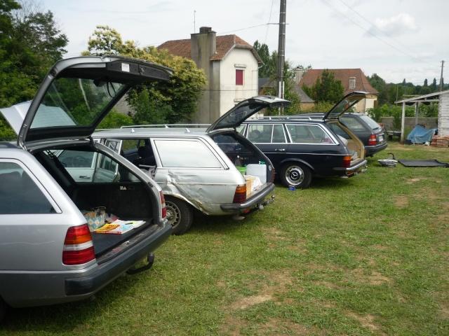 les photos et compte rendu du rencard dans Le Béarn juin 2011 P1020118