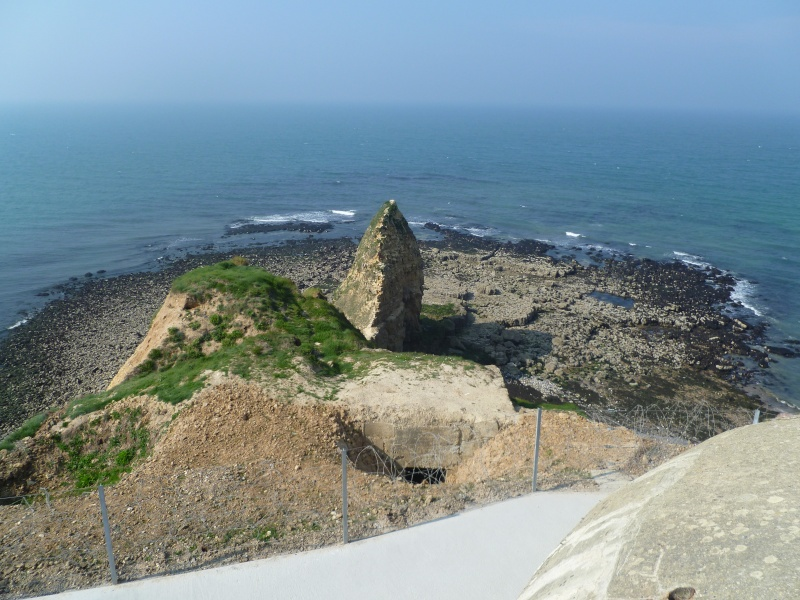 la pointe du Hoc -Normandie- 11310