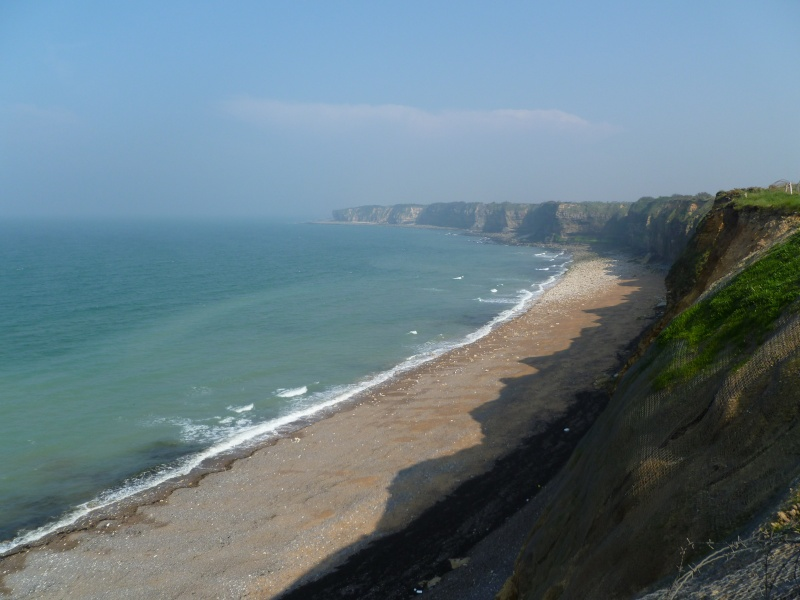la pointe du Hoc -Normandie- 11510