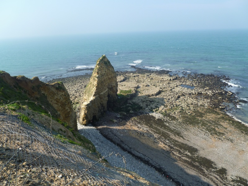 la pointe du Hoc -Normandie- 11610