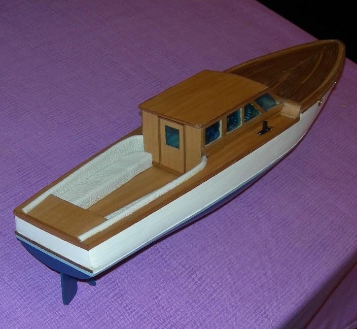 Classic Motor Yacht (lellosauro)  *** TERMINATO! *** 2411