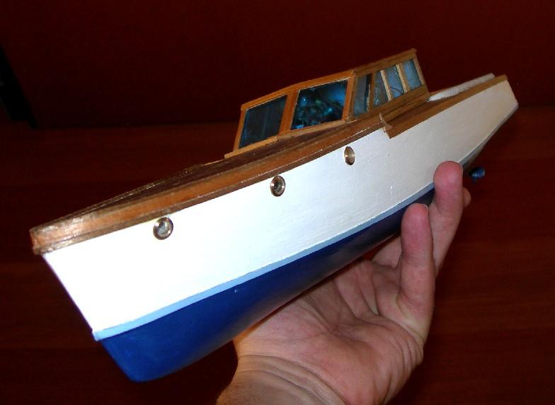 Classic Motor Yacht (lellosauro)  *** TERMINATO! *** 2611
