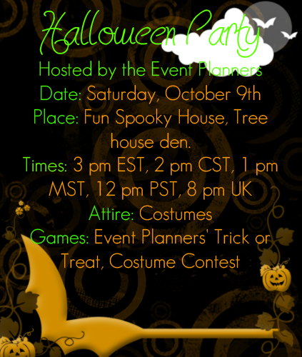 Halloween Party! Hallow10