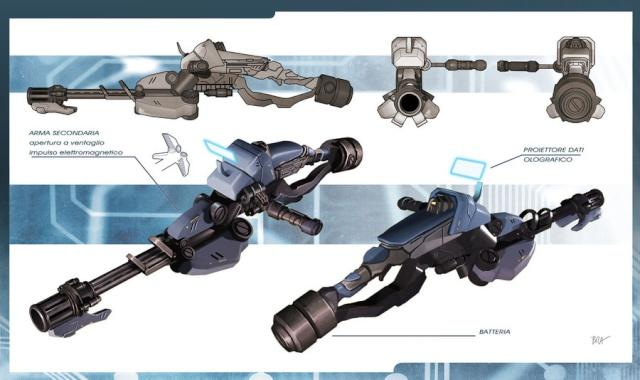 Deus Ex Machina (PV Zack T Ward / Krark) Weapon10
