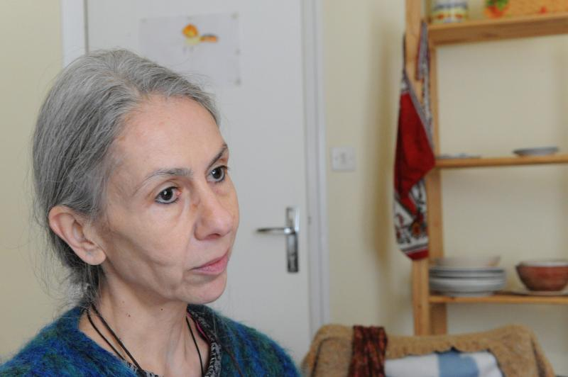 """En grève de la faim pour défendre les Roms: """" H-4-2210"""