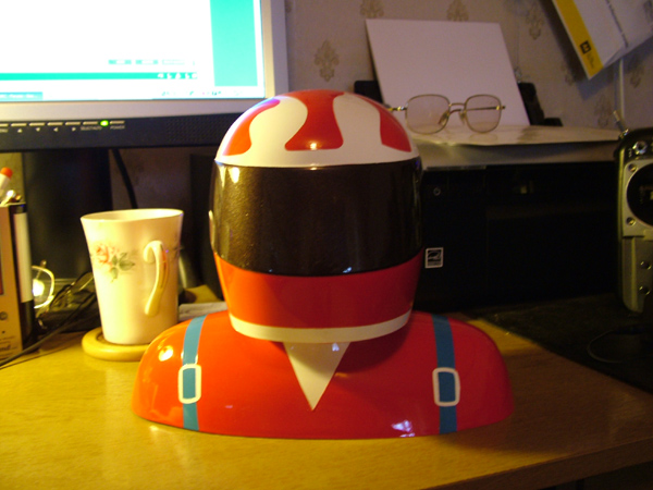 Helmet head !! Helmet10