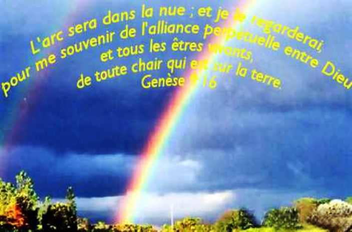 Notre espérance en Christ pour l'avenir est le motif et la base de notre joie sur la terre. Arc-ci12