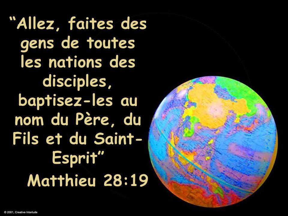 Rien n'est comparable à l'amour de Dieu Baptis10