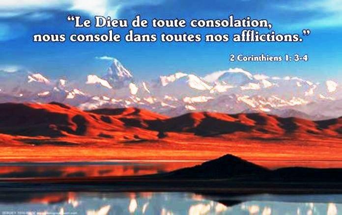 Nous prouverons notre amour pour Dieu et notre fidélité à Dieu en faisant ce qui lui est agréable Consol11