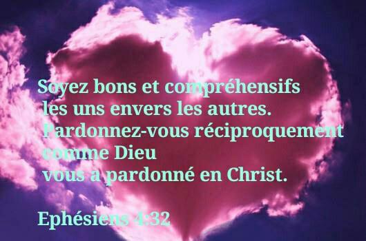 Rien n'est comparable à l'amour de Dieu Pardon15