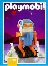 Playmobil Thème espace : Les robots Antex310