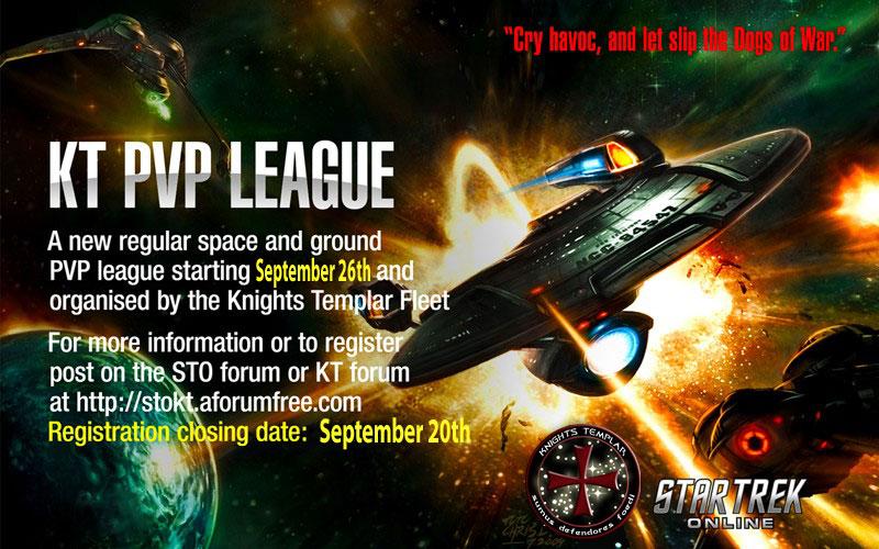 KT PvP League