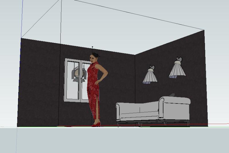 Google Sketch Up... Les plans de feu 3D Captur24