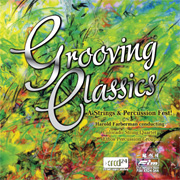GROOVING CLASSICS A STRING & PERCUSSION FEST! 1249