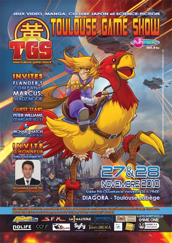 Toulouse Game Show 2010 Tgs20110