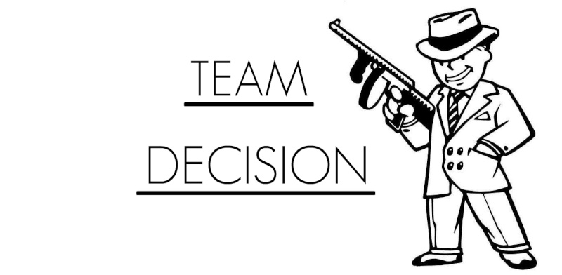 PSO:BB Team Decision