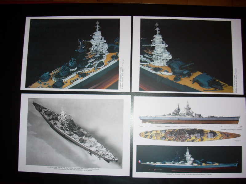 Richelieu Heller + kit arsenal 310