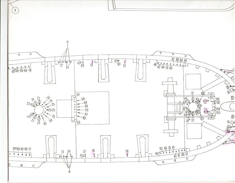 Problème de gréement sur Halifax Numari21