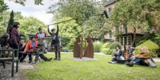 Indonesische sterrencast maakt film in Groningen: Roman gaat studeren 120
