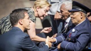 Rutte: lange tijd te weinig erkenning Molukse KNIL-veteranen 123