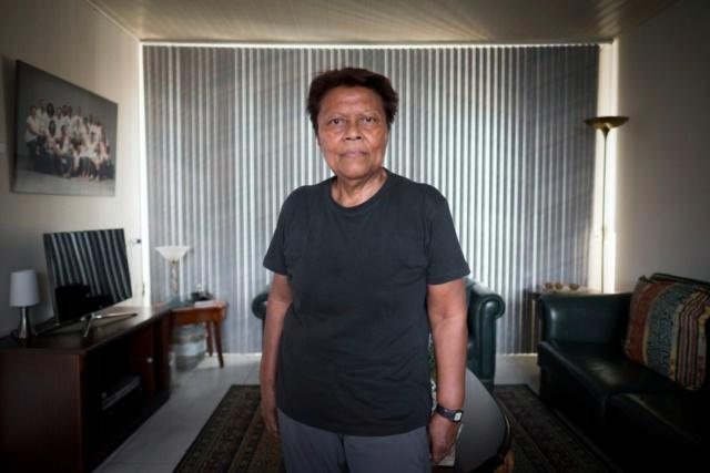 Frieda Souhuwat-Tomasoa:  Ik dacht over de rechtszaak altijd al: dit gaan wij nooit winnen 140