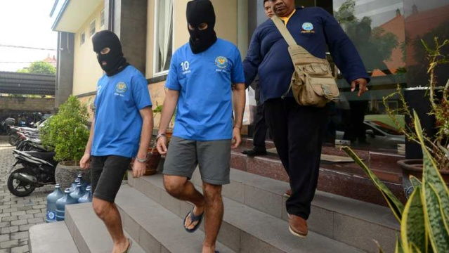 'Nederlander opgepakt op Bali met mdma op zak' 144