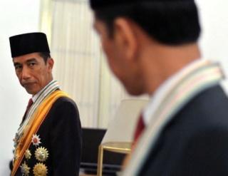 Indonesische president neemt het bij verkiezingen op tegen zelfde kandidaat als in 2014 149