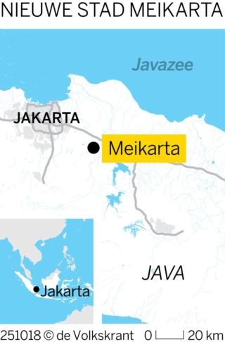 Meikarta, een 'nieuwe standaard voor een wereldstad' – als het er ooit van komt 168