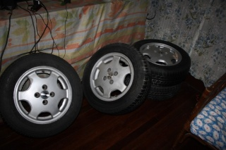 selling my wheels 96-hon10