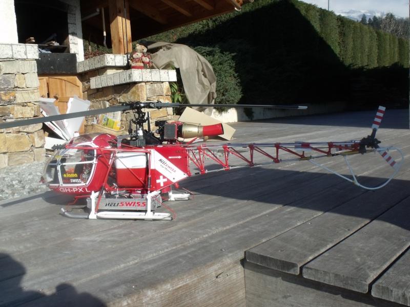 LAMA - Alouette II EDF - Lama Hirobo - Page 18 Dscf1410