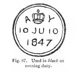 Grande Bretagne 1850 Bv10