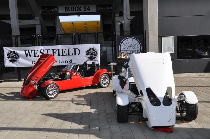 Westfield auf der Aachener Automobil Ausstellung 2010 Dsc_0011