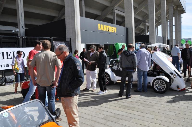 Westfield auf der Aachener Automobil Ausstellung 2010 Dsc_0012