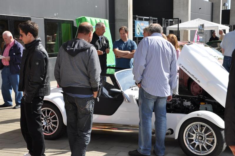 Westfield auf der Aachener Automobil Ausstellung 2010 Dsc_0013