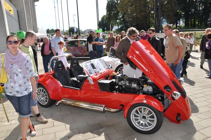 Westfield auf der Aachener Automobil Ausstellung 2010 Dsc_0014