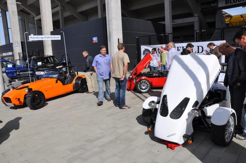 Westfield auf der Aachener Automobil Ausstellung 2010 Dsc_0015
