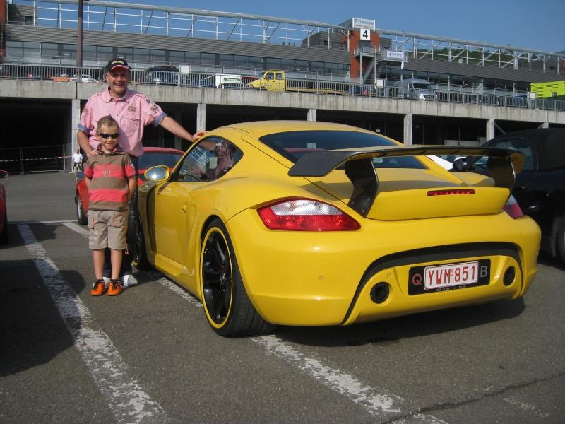 Compte rendu des Porsche Days Francorchamps 2011 00611