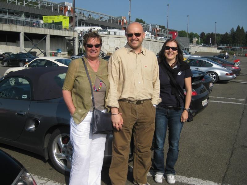 Compte rendu des Porsche Days Francorchamps 2011 00710