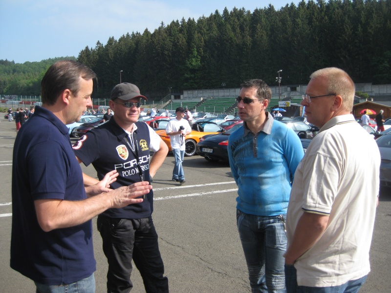 Compte rendu des Porsche Days Francorchamps 2011 00810