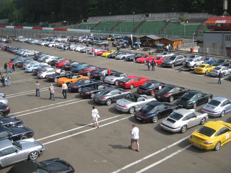 Compte rendu des Porsche Days Francorchamps 2011 00910