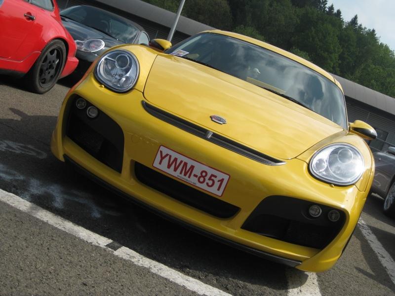 Compte rendu des Porsche Days Francorchamps 2011 01211