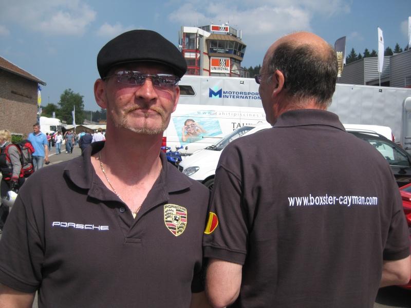 Compte rendu des Porsche Days Francorchamps 2011 01610