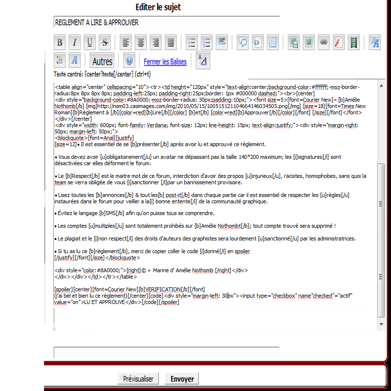 Aimerais savoir si ce code est du html ou css ou autre. Craati11