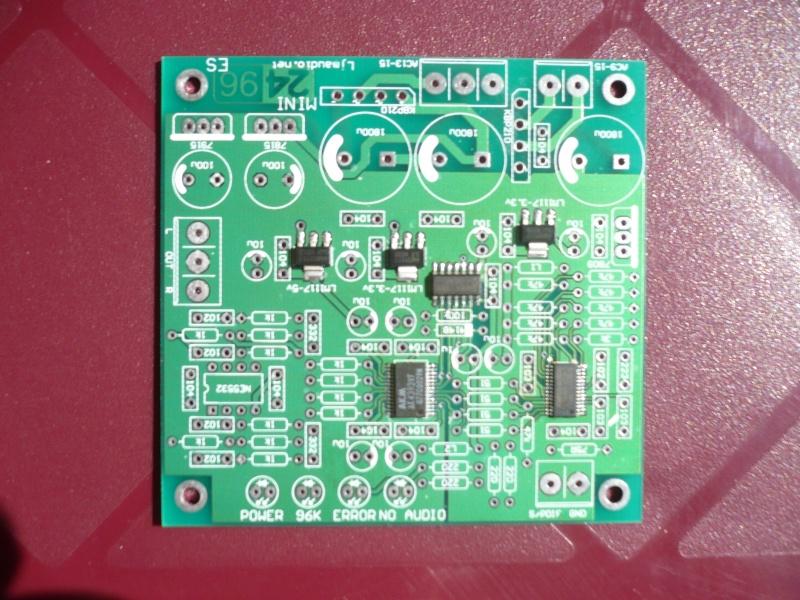Dac Mini 2496 [AK4393 - AK4396] P1010210