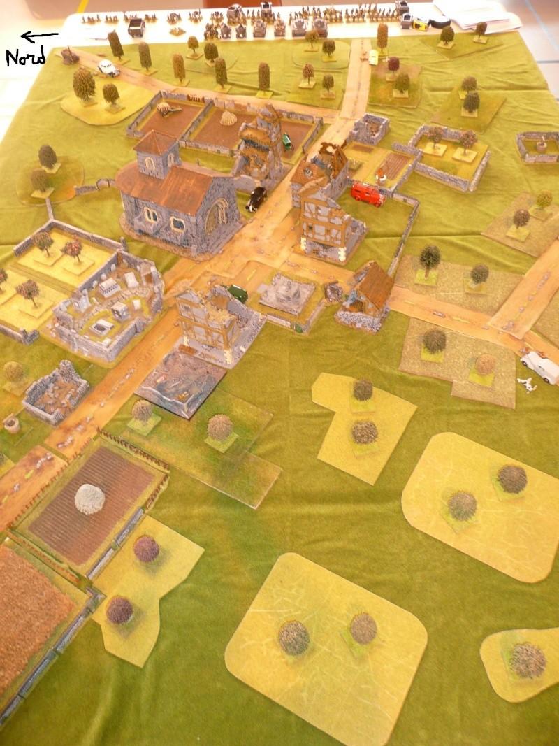 """Combats dans l'après midi, ou """"la bataille de Saint-Vrain"""" P1050314"""