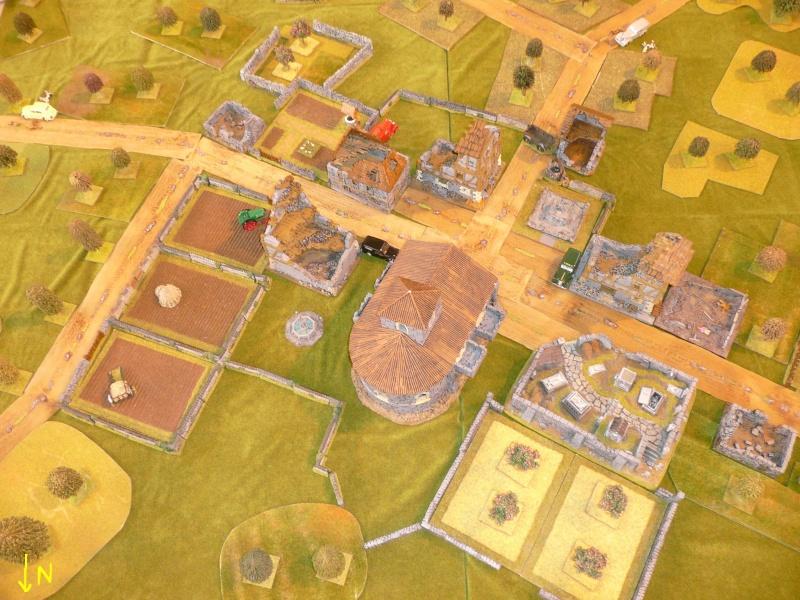 """Combats dans l'après midi, ou """"la bataille de Saint-Vrain"""" P1050315"""