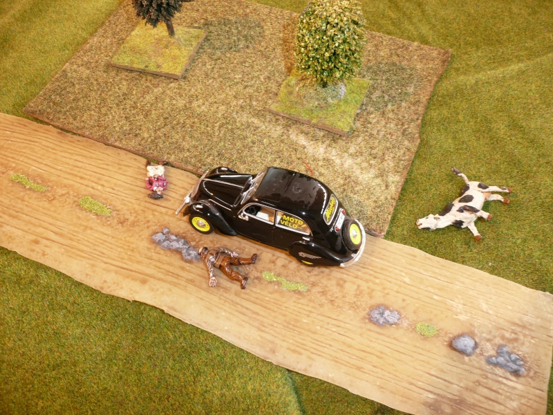 """Combats dans l'après midi, ou """"la bataille de Saint-Vrain"""" P1050317"""