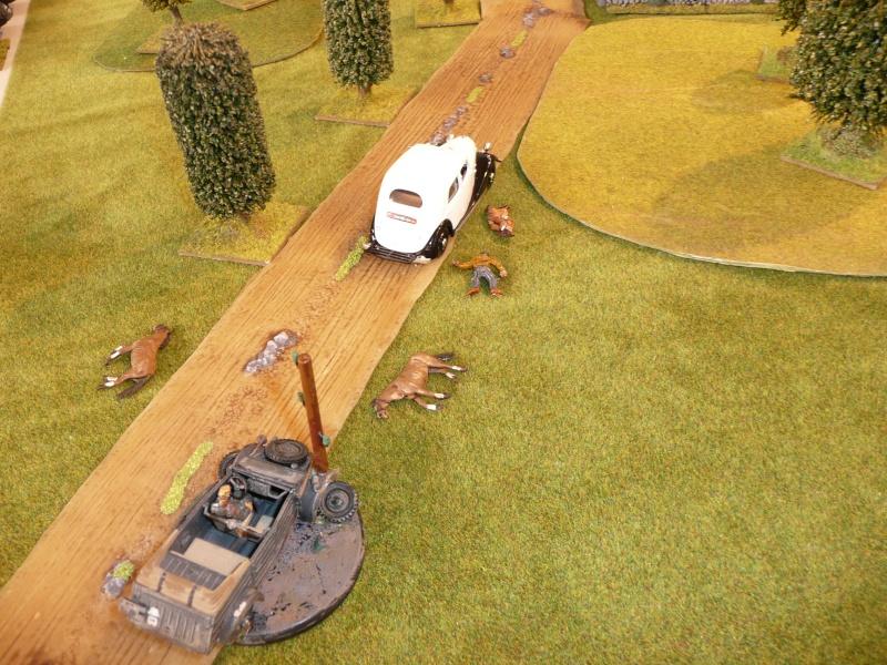 """Combats dans l'après midi, ou """"la bataille de Saint-Vrain"""" P1050319"""