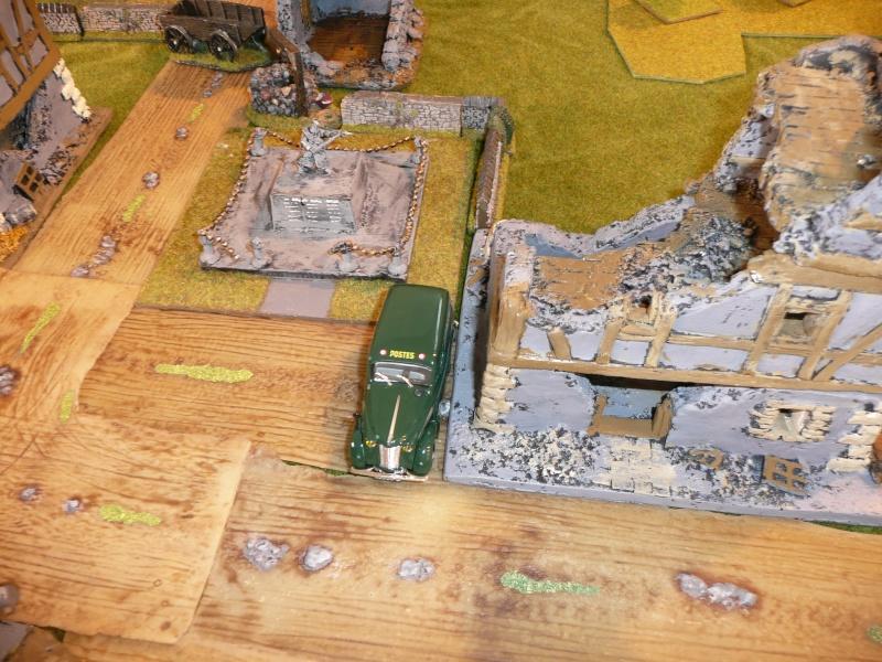 """Combats dans l'après midi, ou """"la bataille de Saint-Vrain"""" P1050321"""